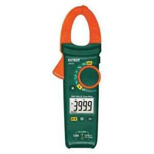 Extech Ma443 Clamp Meter Lcd 400 A 1 2 In 30 Mm Jaw Capacity Cat Iii 600v
