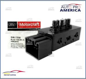 1 Ford Oem 2005 2014 Mustang 6 Way Power Seat Switch adjusting Front Sw7258