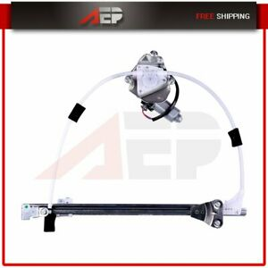 Power Window Regulator With Motor For 2002 2010 Ford Explorer Rear Right