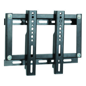 Tv Wall Mount Bracket For 14 26 Screen Max Vesa 215x200 Up To 165lbs