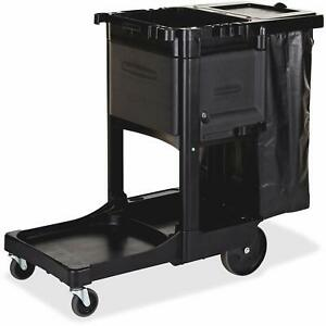 Rcp1861430 Rubbermaid Executive Janitor Cleaning Cart