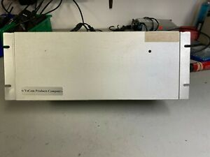 Vocom Low Band 29 50 Mhz Power Amplifier Vvlc15 25rf 25w In 150w Out