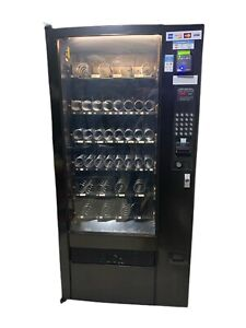 ap automatic Products Lcm2 Snack Vending Machine Card Reader