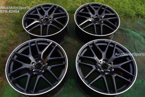 22 Mercedes Benz Gle63 Amg Factory Oem Staggered Wheels Gle43 Gle550