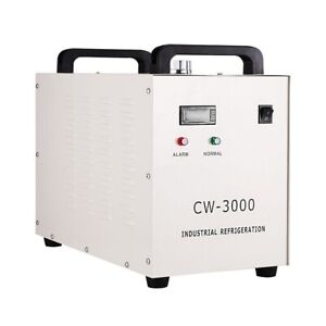 Cw 3000 Industrial Water Chiller For Laser Engraver Operation