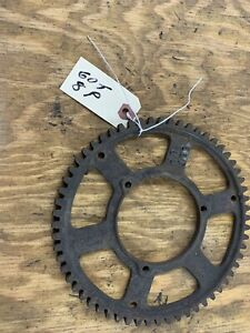 Model T Ford Era Speedometer Large Gears 60t 8p