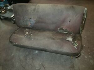 1953 To 1956 Ford Truck Bench Seat F100 F250 F3350 Will Ship At Cost
