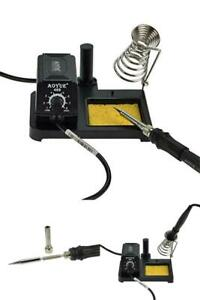Aoyue 469 Variable Power 60 Watt Soldering Station With Removable Tip Design New