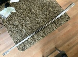 1956 Ford Crown Victoria Rh Front Fender Stainless Trim Molding Nice Nice