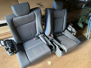 2005 Honda Element Rear Seats