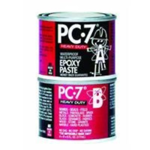 Pc Products 87770 Pc 7 Two part Heavy Duty Multipurpose Epoxy Adhesive Paste