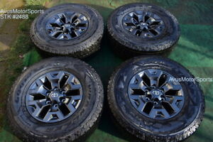 16 Toyota Tacoma Oem Factory Trail Editio Wheels Tires 4runner Tundra 2021 Tpms