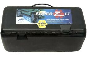 Security Chain Company Zt741 Super Z Lt Truck And Suv Tire Traction Chain