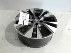 2015 2019 Nissan Murano Wheel Rim 18x7 1 2 Alloy Machined Painted Pockets