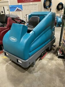 Reconditioned Tennant T15 36 Rider Floor Scrubber