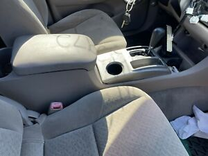 2005 2009 Toyota Tacoma Oem Tan Floor Center Console Complete