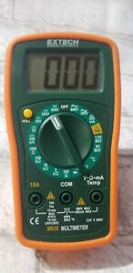 Digital Multimeter Extech Mn35 600v Max 20 Mohms