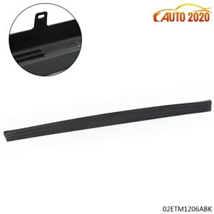 Trunk Top Protector Cover Tailgate Molding Cap Spoiler For 2009 14 Ford F150
