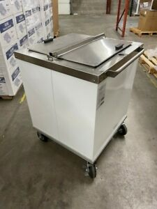 C Nelson Clt 4 Nr Ice Cream Push Cart On Wheels