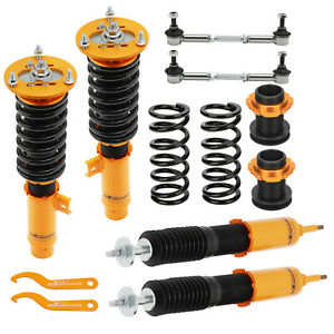 Lowering Coilovers Suspension Kit For Bmw E90 E92 E93 Rwd 328 335 2007 2011