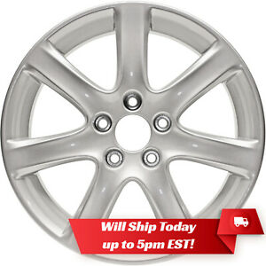 New 17 Replacement Alloy Wheel Rim For 2004 2005 Acura Tsx Silver 71731