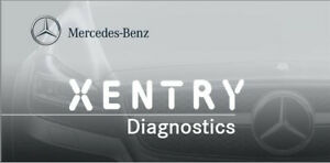 Mercedes Das xentry 2020 12 Long Key Activation Remote Support
