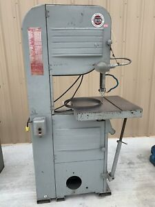 Rockwell delta 20 Bandsaw Wood Or Metal 110v 1 Phase
