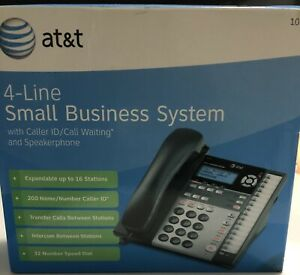 At t 4 line Small Business System