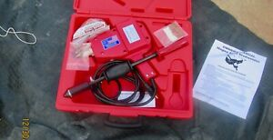 Snap On New High Quality Spot Stud Welder Deluxe Kit With Case Made In Usa Nice