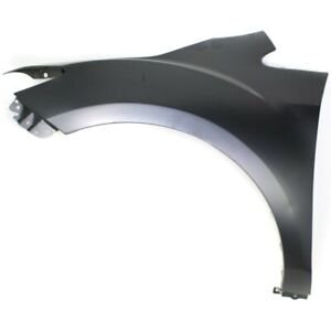 For Mazda Cx 7 2007 2012 Front Fender Driver Side Capa Certified Steel