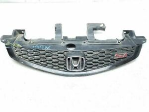 2012 2013 Honda Civic Grille Coupe Upper Si Oem 71121ts9a01