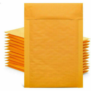 4 x7 6 x9 Poly Bubble Mailers Shipping Mailing Padded Bags Envelopes