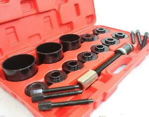 19pc Front Wheel Hub Drive Bearing Removal Install Service Master Kit