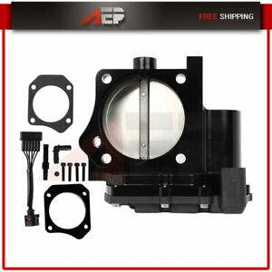 72mm Throttle Body Drive By Wire For Honda Civic Acura Tsx 2006 2007 2008 2014