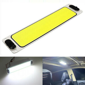 12v 108 Led Car Vehicle Interior Dome Roof Ceiling Reading Trunk Light Lamp