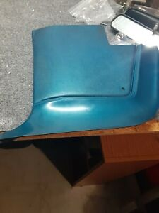 1967 73 Dodge Plymouth Duster Scamp Dart Blue Kick Panels