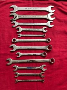 Usa Wrench Mixed Set Your Choice Snap On Sk Proto