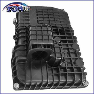 Auto Transmission Pan W 9 Speed For Chrysler Pacifica Fiat 500l Jeep Cherokee