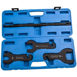 Pneumatic Fan Clutch Wrench Remover Installation Tool Kit For Chrysler For Ford