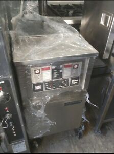 This Is Henny Penny Pressure Fryer Electric