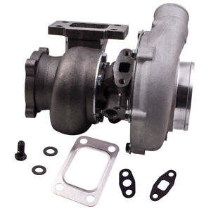 Gt30 Gt3037 T3 Turbo Charger 4 bolt Anti surge Water Cooled Civic Integra