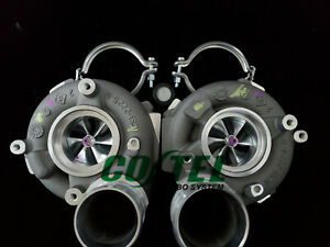 Audi Rs6 Rs7 4 0l V8 Turbocharger Super Core Chra cover Housing Upgrade S6 S7 A8