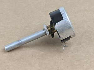 Vintage Irc 200 Ohm Potentiometer Long Shaft Marked A 60304