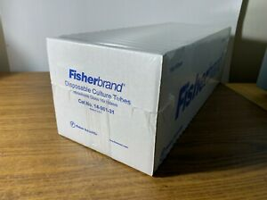 Fisherbrand 14 961 31 16x150mm Borosilicate Disposable Cultures Tubes 250 Pieces