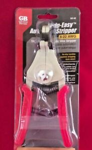 Gardner Bender Se 92 Strip easy Automatic Wire Stripper 8 22 Awg