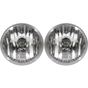 For Jeep Wrangler Fog Light 2014 Pair Rh And Lh Side Ch2594104 68081399ab