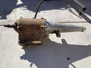1955 1957 Ford T bird 3 Speed Transmission