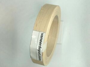 Maple 3 4 X 25 Veneer Edge Banding Tape Iron On With Hot Melt Adhesive