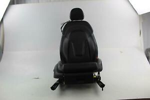 2012 13 Audi Tt Front Seat Convertible S Model Passenger Electric Leather Rh Oem