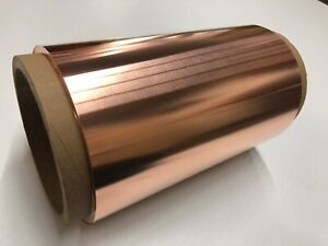 Copper Sheet 20 Mil 24 Gauge 18 X 18 25 Lbs